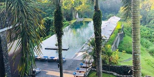 Sojourn to Ubud, Bali ~ October 20-25, 2019