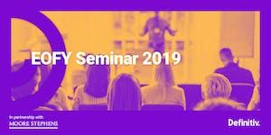 2019 EOFY Seminar