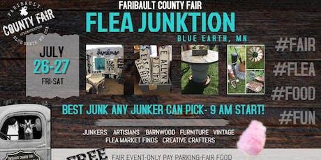 Flea JUNKtion tickets