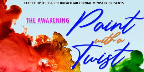"""The Awakening """"Paint with a Twist"""" tickets"""