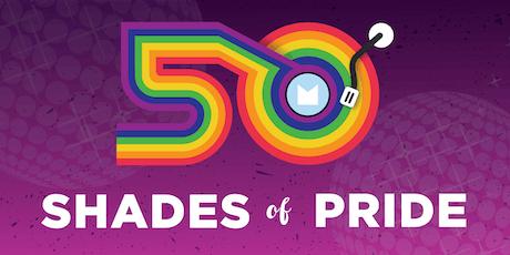 Mystopia Presents: 50 Shades of Pride w/Peter Napoli tickets