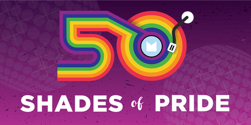 Mystopia Presents: 50 Shades of Pride w/Peter Napoli