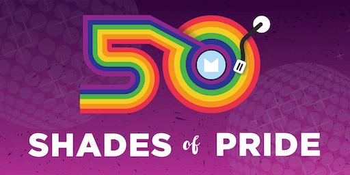 Mystopia Presents: 50 Shades of Pride
