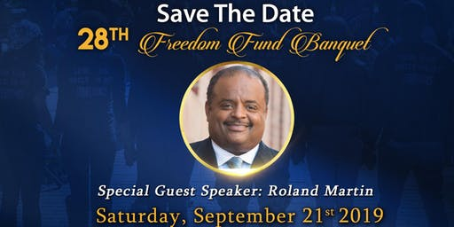 NAACP Hardin County Branch 28th Annual  Freedom Fund Banquet