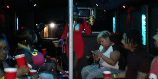 Gemini Party Bus!