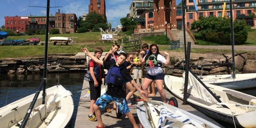 Youth Sailing Lessons 2019 (Ages 14-18 Only)