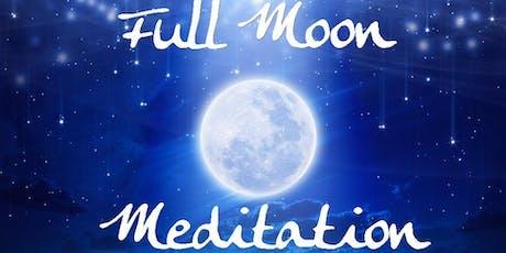 Full Moon Firepit Meditation tickets
