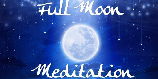 Full Moon Firepit Meditation