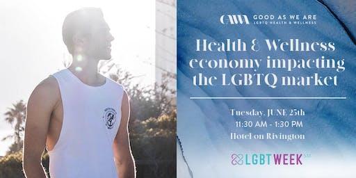 Celebrate LGBTQ Health & Wellness: Panel/Workout