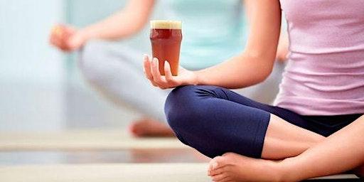 Yoga + Hops at Morgan Territory Brewing