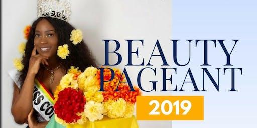 Miss Congo Brazza USA