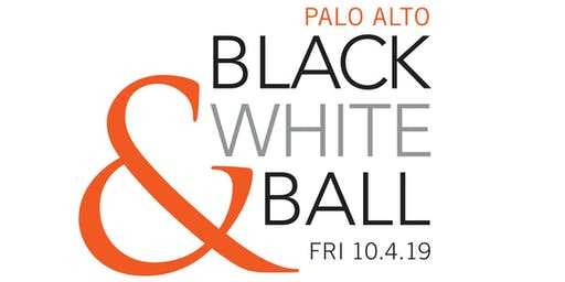 Palo Alto Black & White Ball