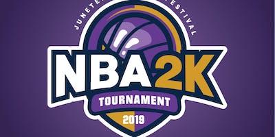 Juneteenth Music Festival - NBA 2K19 Tournament