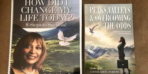 An Afternoon with Author Connie Amos-Parsons & Book Signing