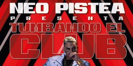 NEO PISTEA - TUMBANDO EL CLUB - BAHIA BLANCA entradas