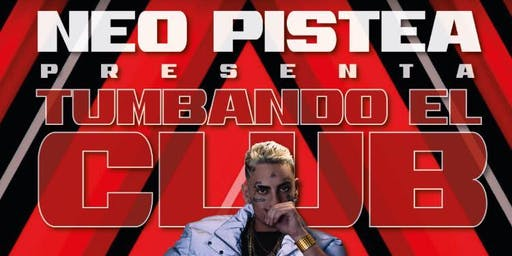 NEO PISTEA - TUMBANDO EL CLUB - BAHIA BLANCA