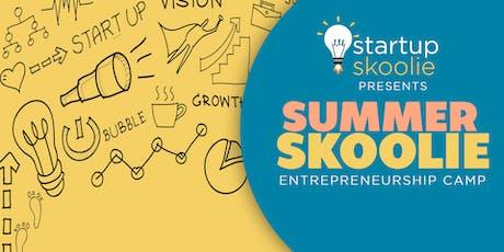 Summer Skoolie Startup Camp for Kids tickets