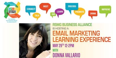 Email Marketing Learning Experience