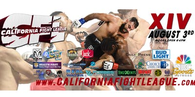 CFL XIV (CALIFORNIA FIGHT LEAGUE 14)