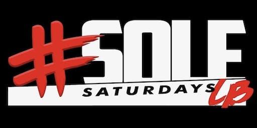 #SoleSaturdays