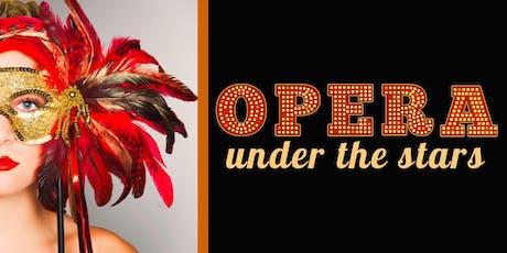 Opera Under the Stars - Broadway and Popera to Pavarotti tickets