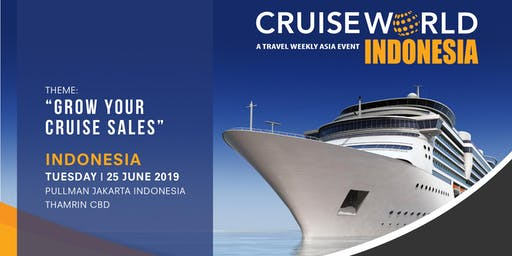 CruiseWorld Indonesia 2019
