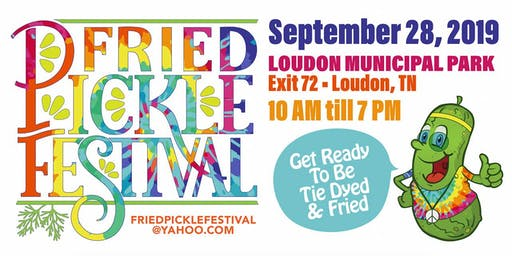 Fried Pickle Festival