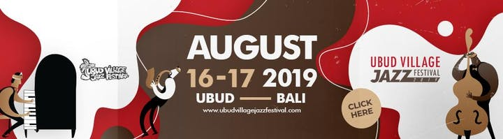 UBUD VILLAGE JAZZ FESTIVAL 2019 Tickets, Fri, Aug 16, 2019 at 11:30