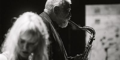 Further Jazz: PETER BRÖTZMANN + HEATHER LEIGH // Joe Baiza + Jason Kahn