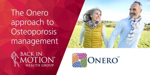 The ONERO approach to Osteoporosis Management #3