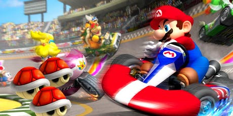RELOAD your Engines - Mario Kart 8 Tournament tickets