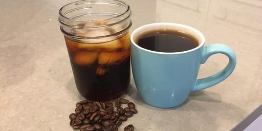 Coffee Tasting and Cold Brew How-To