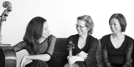 Nisene Trio: Summer Musical Savories tickets