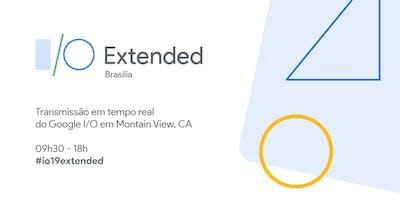 Google I/O Extended Brasília