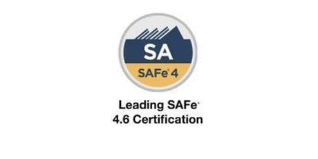Leading SAFe 4.6 with SA Certification Training in Farmington Hills, MI on July 31 - 01st August 2019 tickets