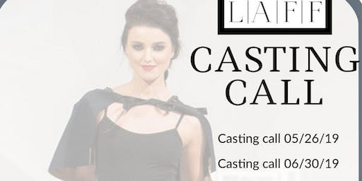 La Fashion Fest summer Casting Call