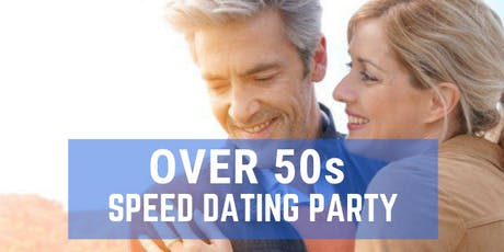 Speed Dating & Singles Party | over 50s | Melbourne tickets