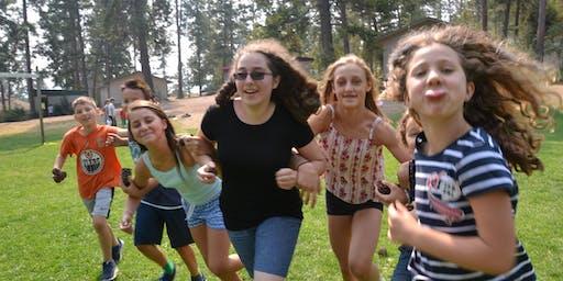 Camp St. Volodymyr BC 2019