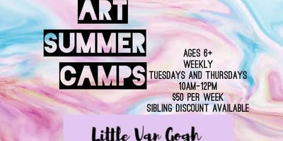 Art Summer Camps