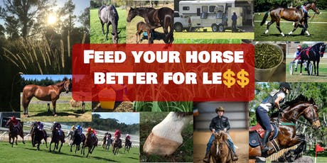 Equine Nutrition Seminar, Maryborough QLD tickets