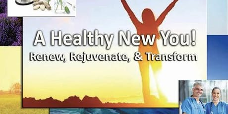 Healthy New You Health & Wellness Expo tickets