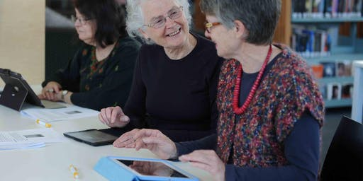 Introduction to iPads - Part 3 Sebastopol June2019