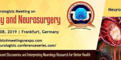 13th Global Neurologists Meeting on Neurology and Neurosurgery