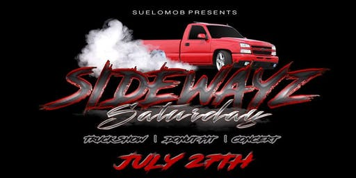 Sidewayz Saturday 2019