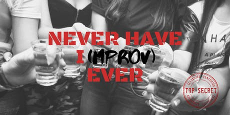 Dark Matter: Never Have I(mprov) Ever tickets