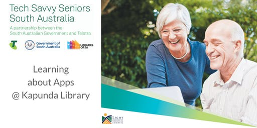 Learning about Apps @ Kapunda Library (Jun 2019)