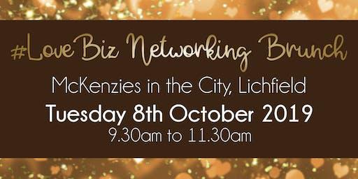 Lichfield #LoveBiz Networking Brunch Event