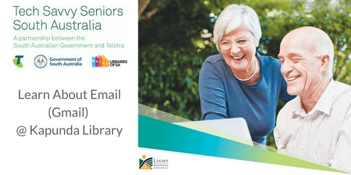 Learn about Gmail @ Kapunda Library (Jun 2019)