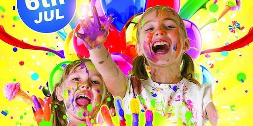 Paint & Juice: Painting The Community Positive