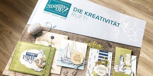 Stampin' Up! Katalogparty